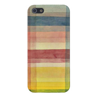 Paul Klee art: Architecture of the Plain iPhone 5 Case