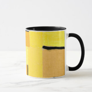 Paul Klee art: Characters in Yellow Mug