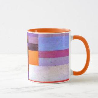 Paul Klee art - Fire Evening Mug
