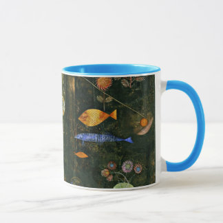 Paul Klee art: Fish Magic, famous Klee painting Mug
