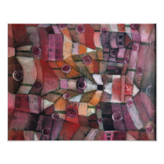 Paul Klee Art Print