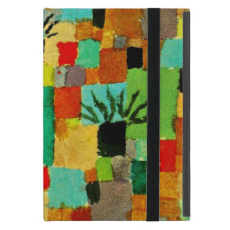 Paul Klee art - Southern (Tunisian) Gardens iPad Mini Case