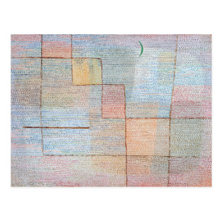Paul Klee Clarification Postcard