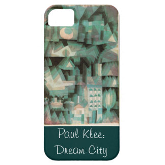 Paul Klee: Dream City iPhone 5 Covers