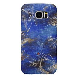 Paul Klee Fairy Tales Abstract Watercolor Fine Art Samsung Galaxy S6 Cases