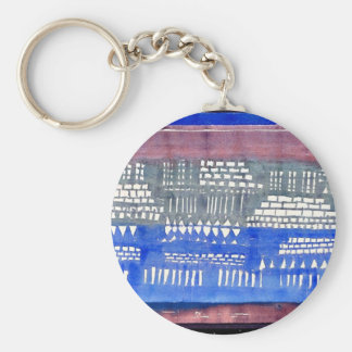 Paul Klee - Foundations of K Keychain