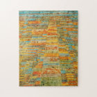 Paul Klee Highways and Byways Puzzle