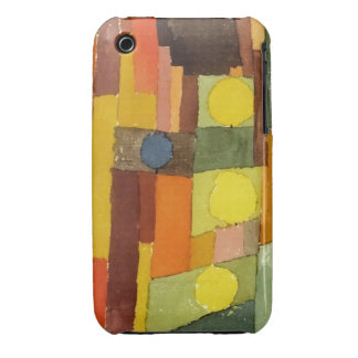 Paul Klee In The Style Of Kairouan iPhone 3 Covers