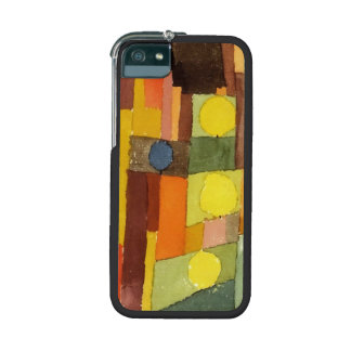 Paul Klee In The Style Of Kairouan iPhone 5 Covers