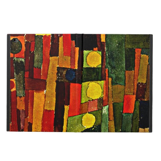 Paul Klee - In the Style of Kairouan Powis iPad Air 2 Case