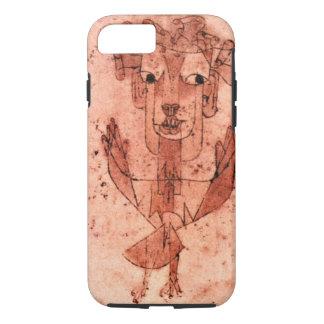 Paul Klee painting - New Angel (Angelus Novus) iPhone 8/7 Case