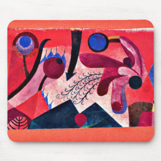 Paul Klee: Poisonous Berries Mouse Pad