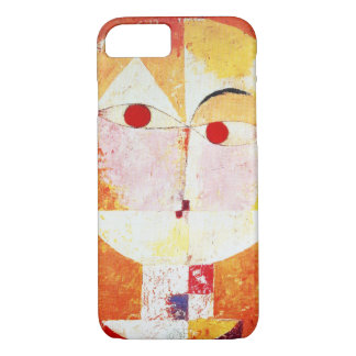Paul Klee Senecio iPhone 7 case