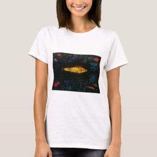 Paul Klee The Goldfish Gold Fish Goldfisch Fische T-Shirt