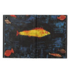 Paul Klee The Goldfish Vintage Watercolor Art Cover For iPad Air