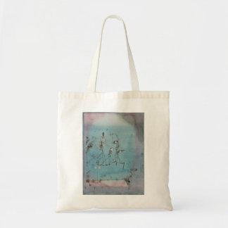Paul Klee Twittering Machine Tote Bag