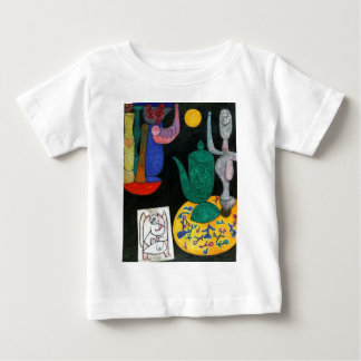 """Paul Klee, """"without title (last still life)"""" Baby T-Shirt"""
