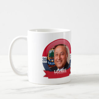 PAUL LEPAGE CAMPAIGN COFFEE MUG