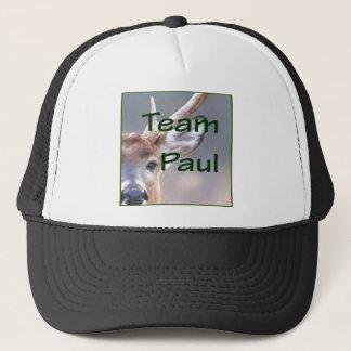 paul logo square.jpg trucker hat