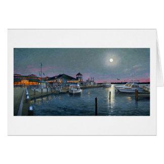 "Paul McGehee ""Alexandria by Moonlight"" Card"