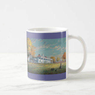 "Paul McGehee ""Autumn at Mount Vernon"" Mug"