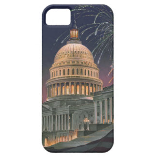 """Paul McGehee """"Capitol Dome"""" iPhone 5/5S Case"""