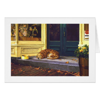 "Paul McGehee ""Faithful Companion"" Card"