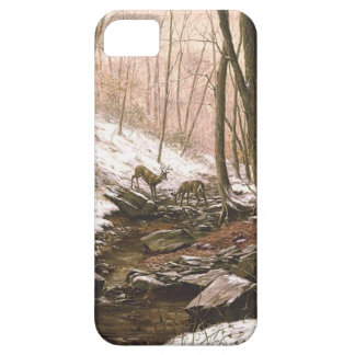 """Paul McGehee """"First Snow"""" iPhone 5/5S Case"""