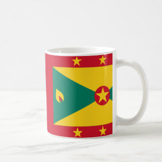 "Paul McGehee ""Grenada Flag"" Mug"