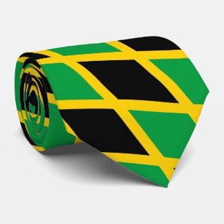 "Paul McGehee ""Jamaica Flag"" Tie"