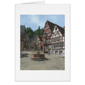"Paul McGehee ""Miltenburg, Germany"" Card"
