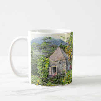 "Paul McGehee ""Nevis - Golden Dawn"" Mug"