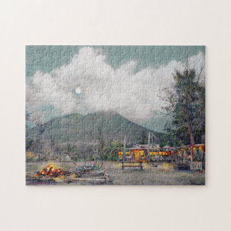 "Paul McGehee ""Nevis-Sunshine's by Moonlight Puzzle"