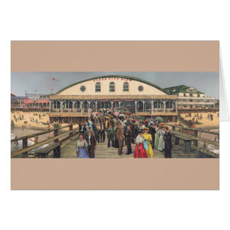 "Paul McGehee ""Ocean City Panorama"" Card"