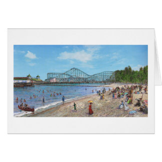 "Paul McGehee ""Old Chesapeake Beach"" Card"
