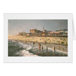 "Paul McGehee ""Old Ocean City"" Card"