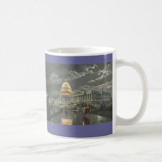 "Paul McGehee ""The Capitol by Moonlight"" Mug"