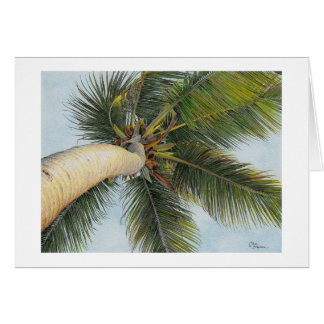 """Paul McGehee """"View From a Hammock"""" Card"""