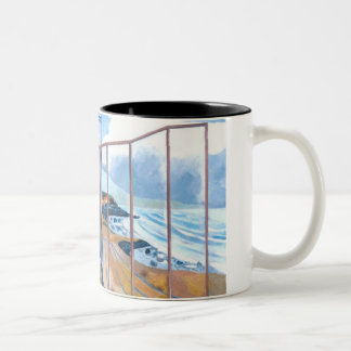 Paul Nash Two-Tone Coffee Mug