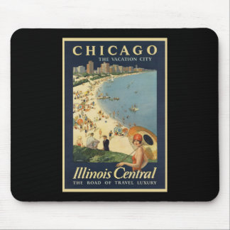 Paul Proehl Chicago Vacation City Mouse Pads