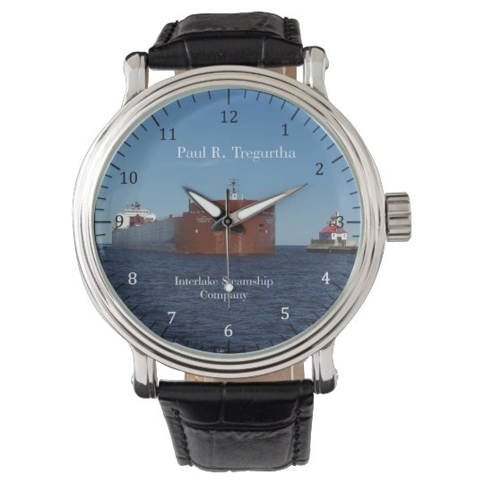 Paul R. Tregurtha Duluth watch