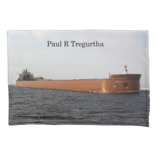 Paul R. Tregurtha pillow case