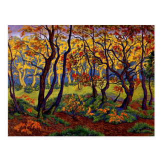 Paul Ranson - The Clearing Postcard