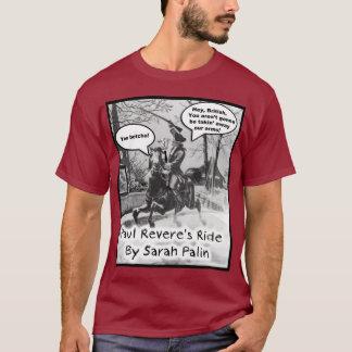 Paul Revere Firing Shots, Ringing Bells, V 2.0 T-Shirt