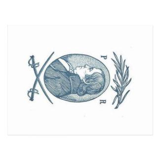 Paul Revere Postcard