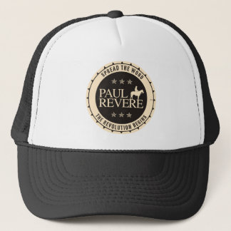 Paul Revere Trucker Hat
