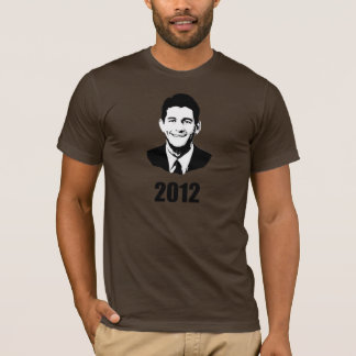 Paul Ryan 2012 T-Shirt