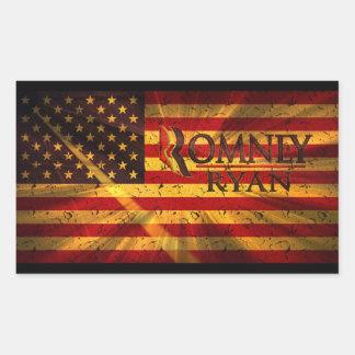 Paul Ryan Mitt Romney Sticker
