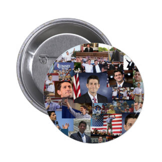 Paul Ryan Republican VP 2 Inch Round Button