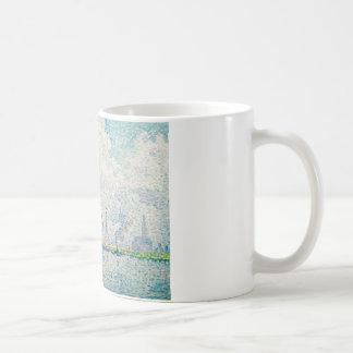 Paul Signac - Canal of Overschie Coffee Mug
